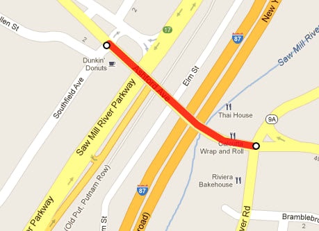 Work on the Ashford Avenue Bridge will include a lane closure and traffic delays Wednesday, June 18.