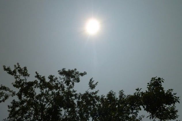 Summer heat and humidity will linger in Fairfield County through Thursday.
