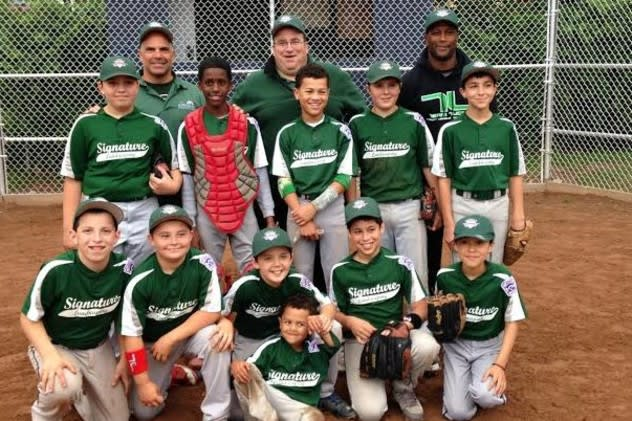 Signature Landscaping of Norwalk Little League will play for the District 1 Tournament of Champions title on Saturday.