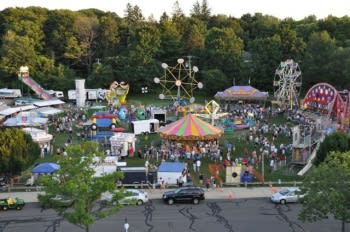 The Ridgefield Volunteer Fire Department's annual Firemen's Carnival will be held Wednesday through Saturday, with a free fireworks show on Friday evening.