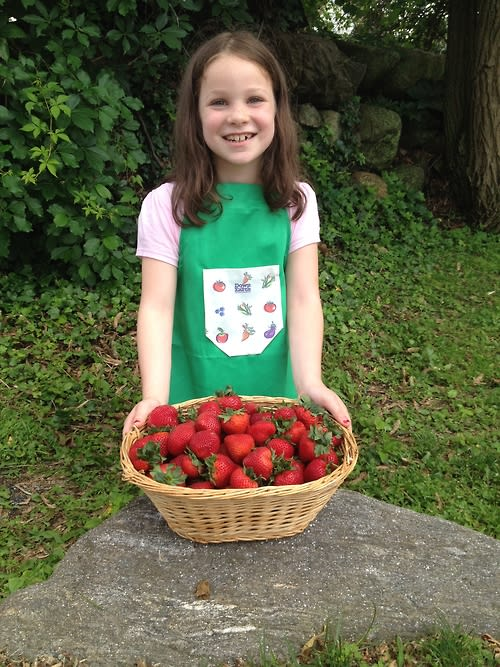 "Naomi Carr-Gloth, one of ""The Rockstars"" who will soon be cooking at the New Rochelle Down to Earth Farmers Market."