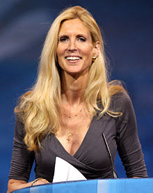 Ann Coulter's column on World Cup soccer is drawing fire across the Internet.