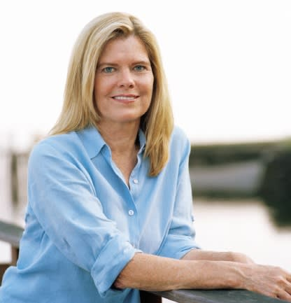 Darien native Mary Simses will discuss her new book at the Darien Library on Tuesday.