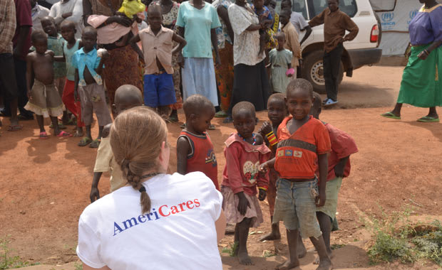 Stamford-based AmeriCares has sent aid to fight cholera in war-torn South Sudan.