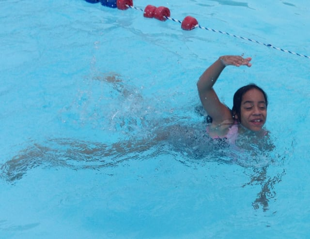 White Plains pools are open daily from noon to 6:30 p.m.