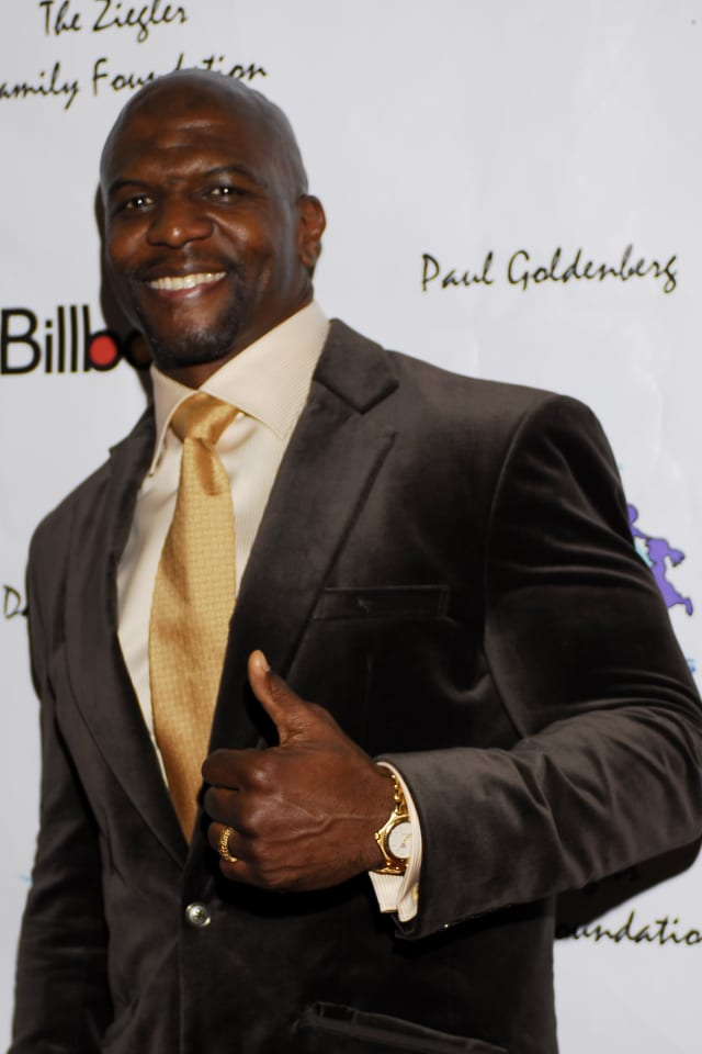 Former NFL player Terry Crews is the new host of 'Who Wants To Be A Millionaire,' which is now being taped in Stamford.