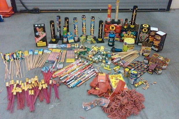 Fairfield County residents should not use illegal fireworks this Fourth of July weekend, public safety officials say.