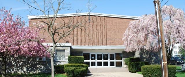 St. Aloysius School recently named a new principal.