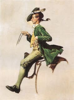 The original Yankee Doodle came from Norwalk.