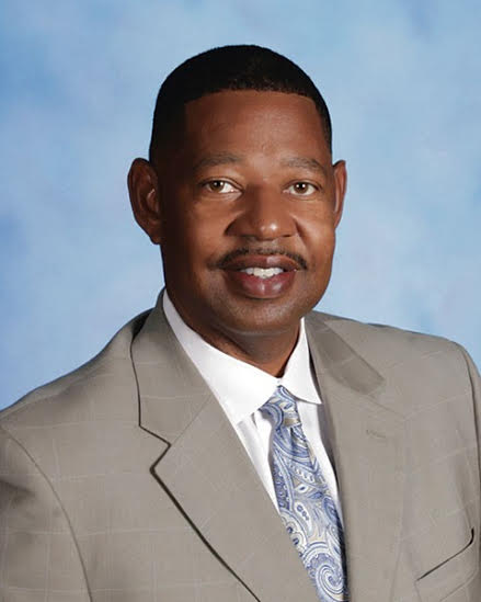 Dr. Kenneth Hamilton, the new Mount Vernon Superintendent of Schools.