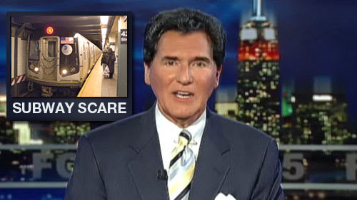 Ernie Anastos turns 71 on Saturday.
