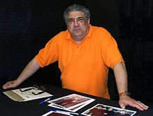Vincent Pastore turns 68 on Monday.