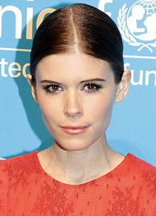 """Bedford native Kate Mara was nominated for an Emmy for her role in """"House of Cards."""""""
