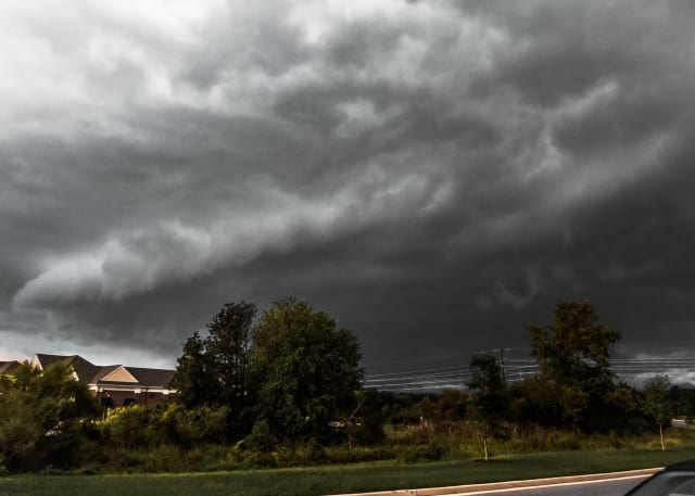 Showers and potentially severe thunderstorms will continue to threaten Westchester on Tuesday.