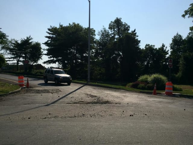 The northbound Exit 22 ramp off I-95 in Fairfield will be closed for construction on the evening of Monday, July 28.