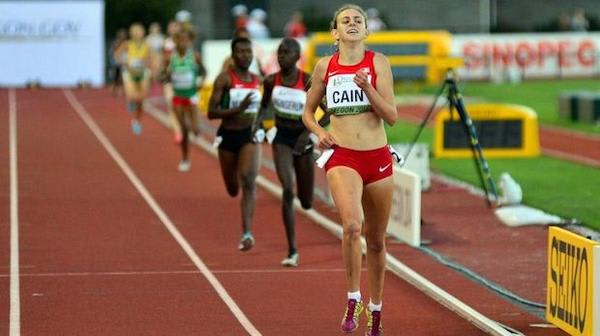 Bronxville native Mary Cain won the 3,000 meters Thursday, July 24, at the World Junior Championships in Oregon.