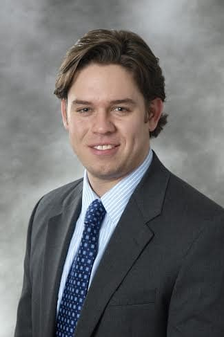 Andrew Edge is the new assistant vice president of business banking and commercial lending at CMS Bank.