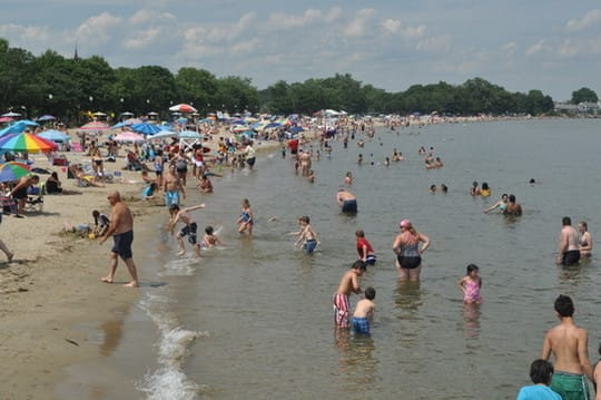 The Norwalk Police Department will host a water safety day at Calf Pasture Beach on Sunday, Aug. 3.
