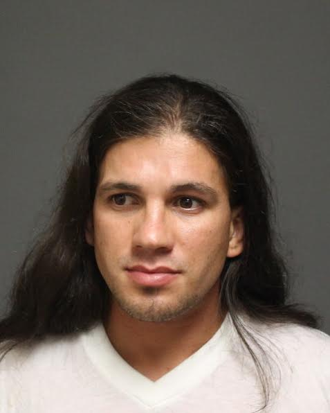 Fairfield police charged Joel Lopez, 27. of Bridgeport, in a rash of car break-ins at a Fairfield health club parking lot.