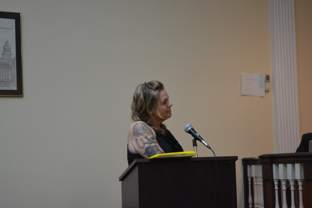 Lisa Abzun thanked Mount Kisco Village Board of Trustees for approval of race.