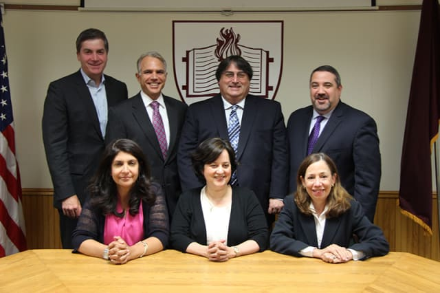 The Scarsdale Board of Education is looking over several proposed capital projects.