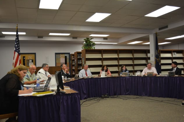 The Katonah-Lewisboro School Board voted on Thursday, July 31, against investigating a surplus in funds.