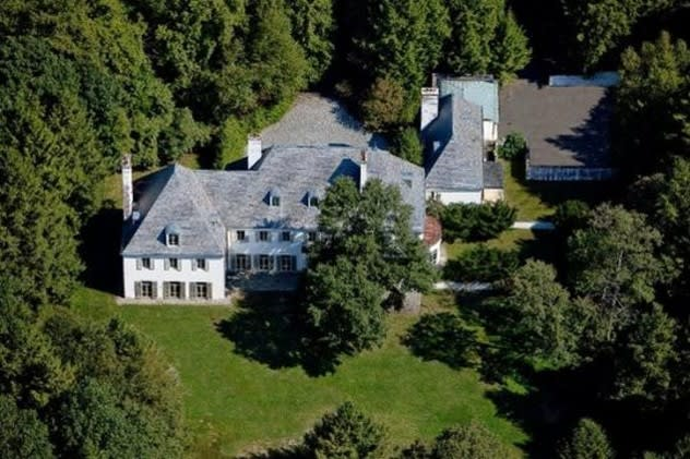 The New Canaan estate of Huguette Clark has reverted back to one lot at the request of the new owners. The 52-acre property was split into 10 parcels in 2008.