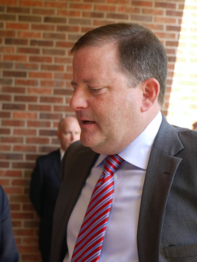 Fairfield resident state Sen. John McKinney is hoping for a positive outcome in Tuesday's primary race for the Republican nomination to be Connecticut's governor.