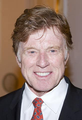 Charles Robert Redford Jr. turns 78 on Monday.