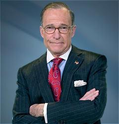 "Lawrence Alan ""Larry"" Kudlow turns 67 on Wednesday."