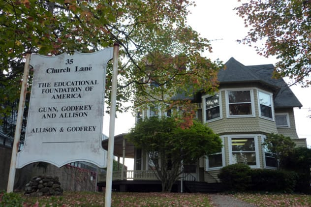 Work will begin soon to move the Kemper Gunn house to its new location in Westport.