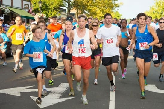 A 5k race to benefit programs for children with autism will be held Friday in New Canaan.