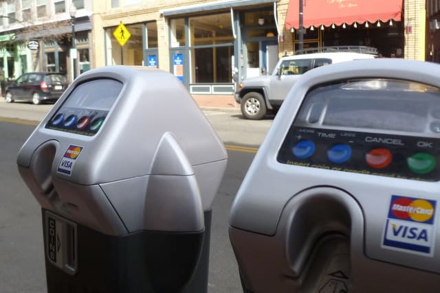 New technology will update drivers around Norwalk about parking conditions in real time.