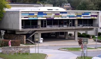 Grinton I. Will library is among three of the Yonkers libraries that will resume Sunday hours.