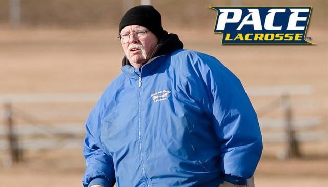 Dan Mulholland, originator of the Pace University men's lacrosse program, will return as assistant coach.
