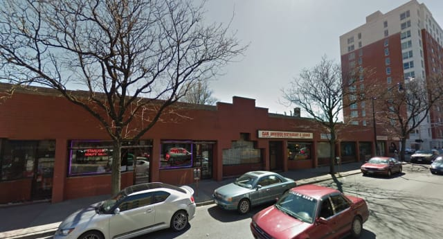 There was a shooting in Mount Vernon outside Club Universe Restaurant on Tuesday morning.