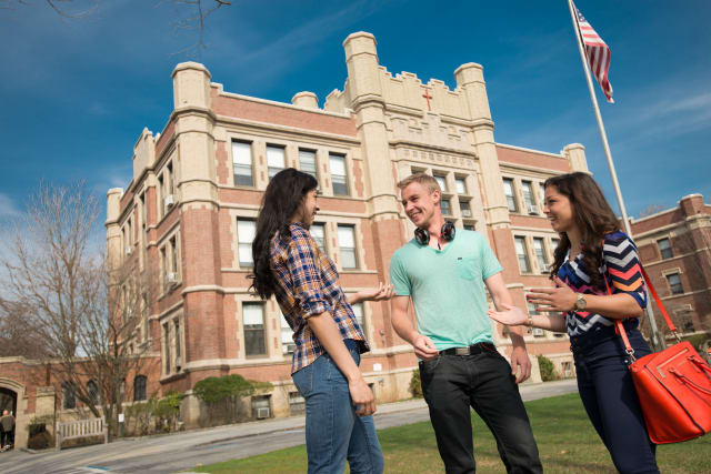 Concordia College is named a college of distinction.