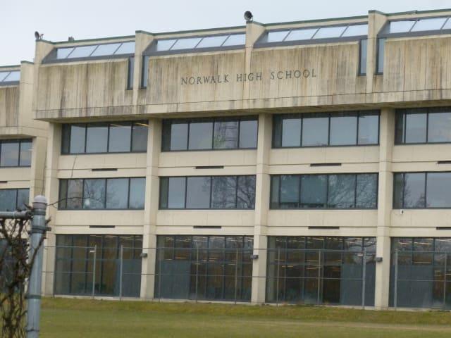 Norwalk High School will host a residential hazardous waste day on Saturday, Sept. 6.