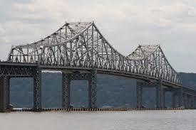 Tappan Zee Bridge work will take a break for the holiday weekend.