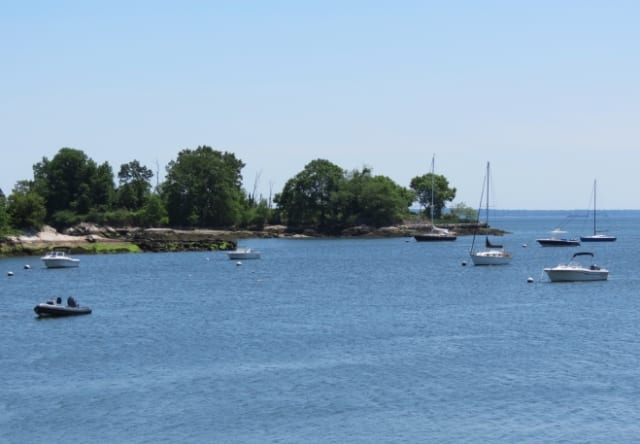 Labor Day weekend will feature sun and clouds in Fairfield County.