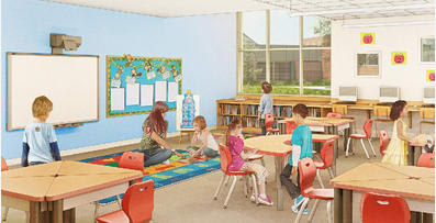 The Miller-Driscol School Building Committee is hosting a public information session to share plans for renovation of the school.