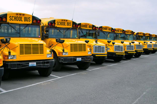 State police are reminding drivers to take extra care while driving around schools.