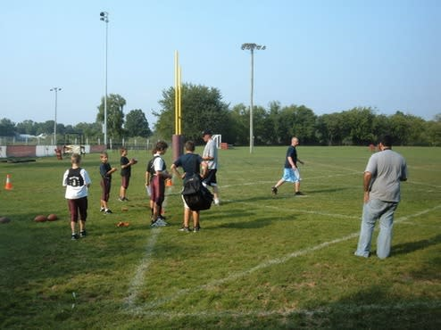 The Fairfield PAL will host a Punt, Pass and Kick competition on Sunday, Sept. 7.