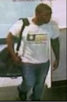 State Police are asking for help in apprehending a suspect wanted for multiple counts of identity theft.