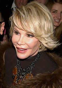 A Brooklyn native, Joan Rivers moved with her family to Larchmont as a child.