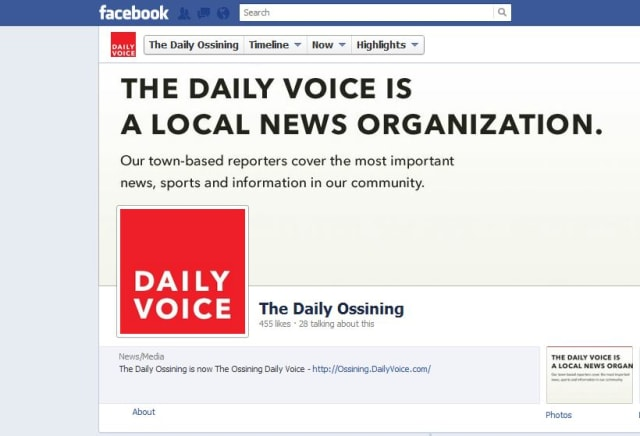 Like The Ossining Daily Voice on Facebook or follow us on Twitter.