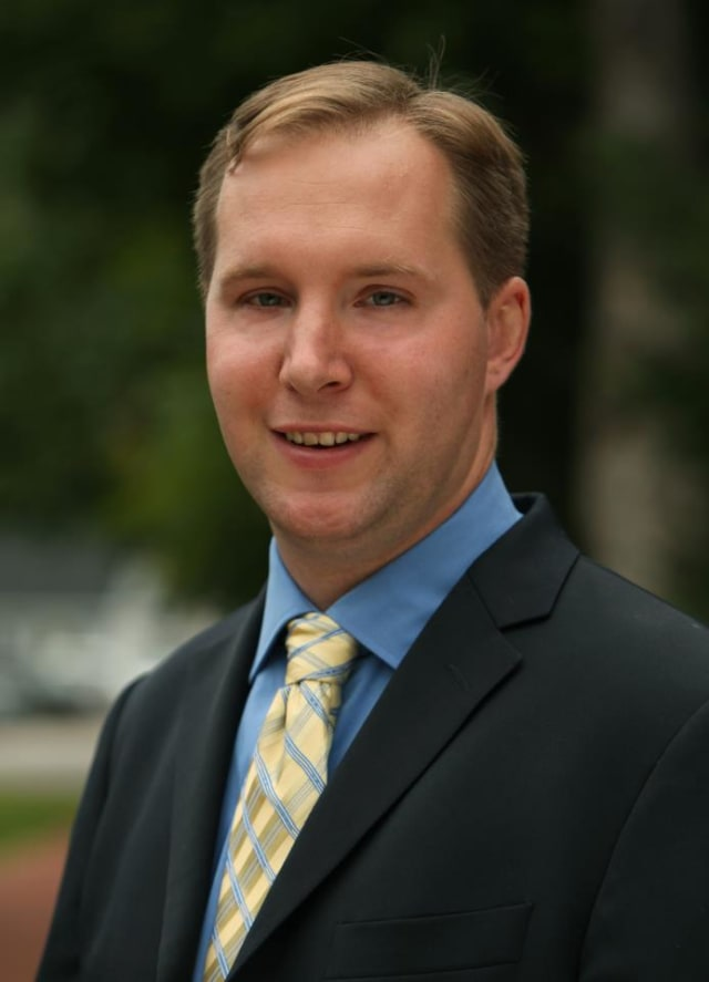 District 40 State Senate Democratic Candidate Justin Wagner
