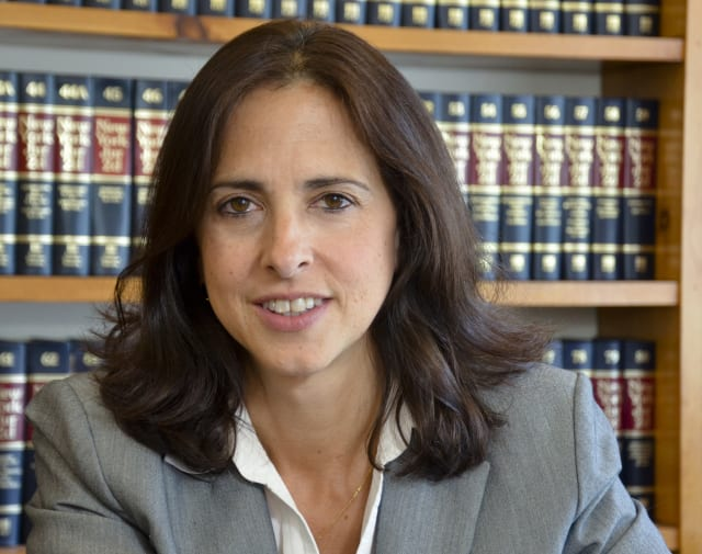 Maria Rosa is seeking election to the New York State Supreme Court in the 9th Judicial District.