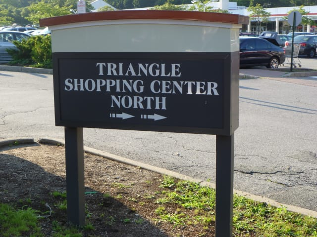 CVS in the Triangle Center will have dry ice for NYSEG customers between 10:30 a.m. and 3:30 p.m.