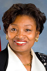 Andrea Stewart-Cousins was reelected Tuesday night to the New York State Senate.